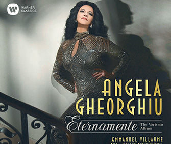 Joseph Calleja featured on Angela Gheorghiu's new album