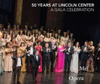 50 YEARS AT LINCOLN CENTRE – A GALA CELEBRATION