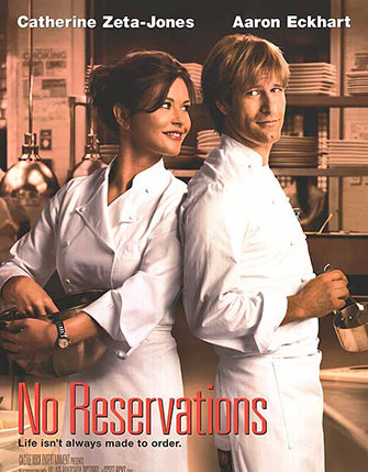 NO RESERVATIONS SOUNDTRACK